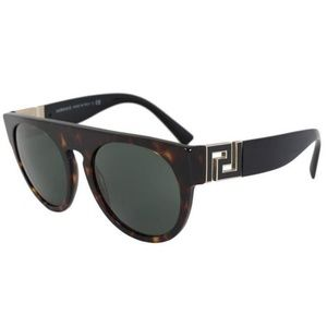 Versace Round Style Gray Lens